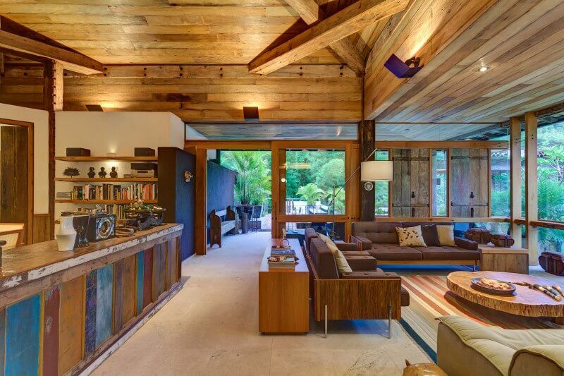 Casas de campo irresist veis arquidicas decoracion for Modelos de casas rusticas de campo