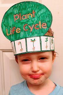 Spring Life Cycles (Crown FREEBIE!)