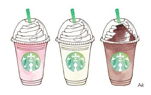 Starbucks Cute Tumblr