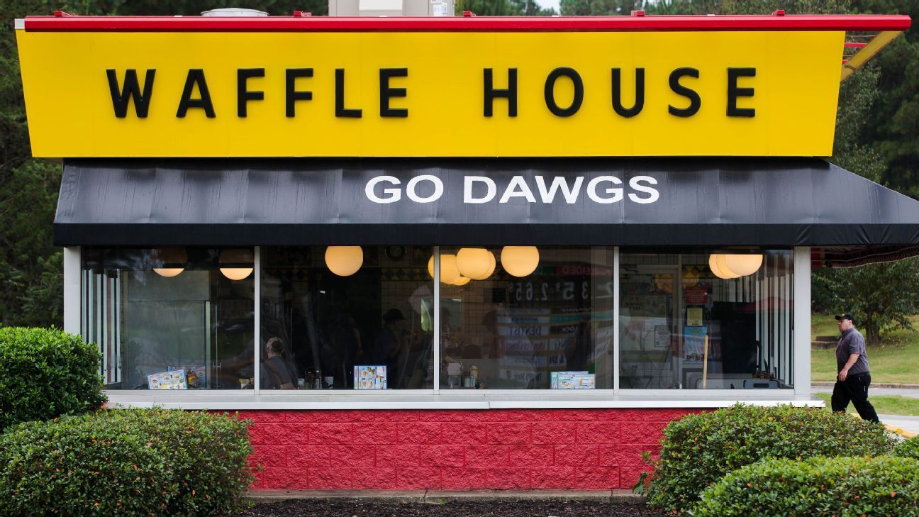 College Football And Waffle House A Love Story Waffle House College Football Fans Cheap Sports Cars