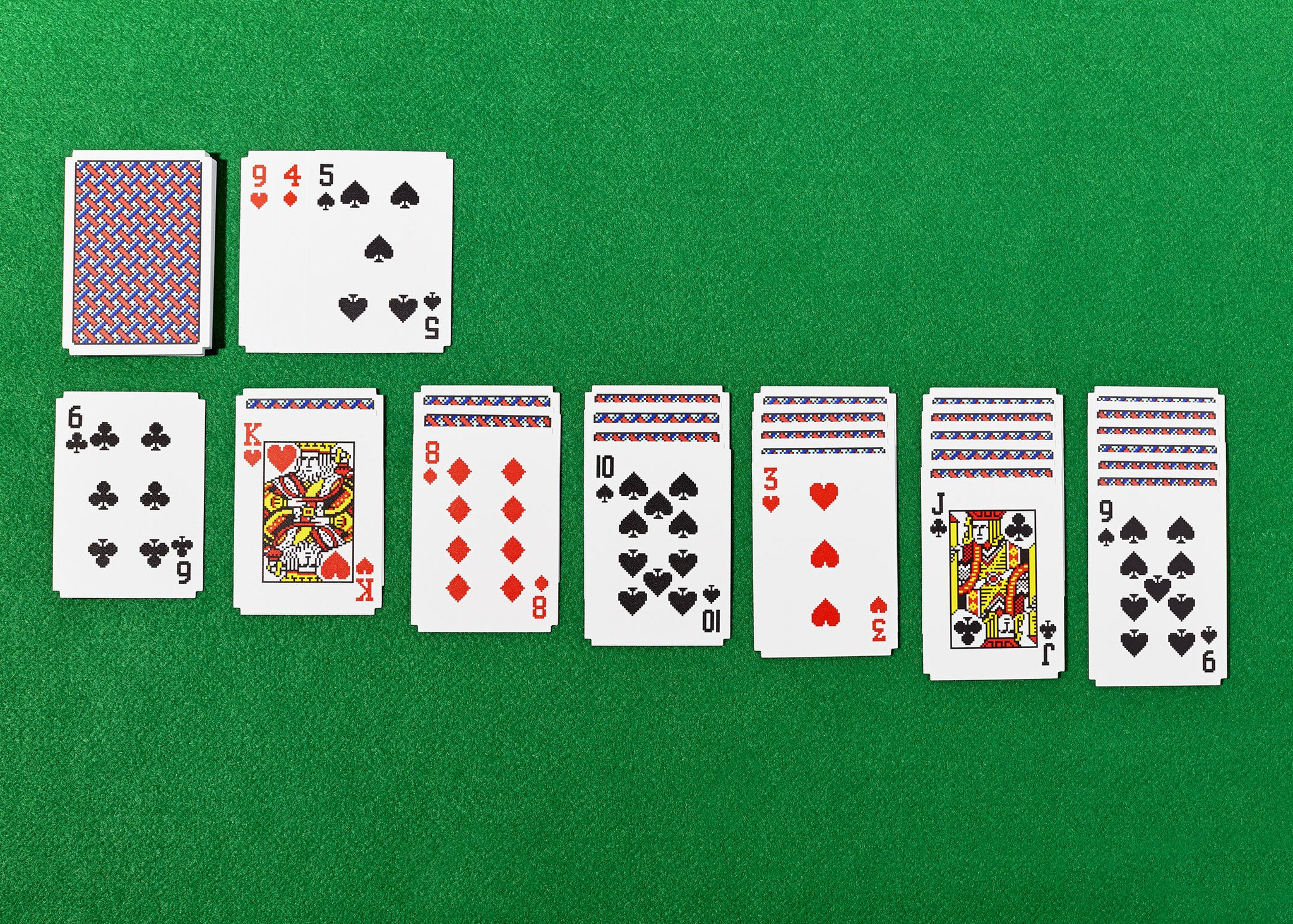 Solitaire Cards Solitaire cards, Card games, Playing cards