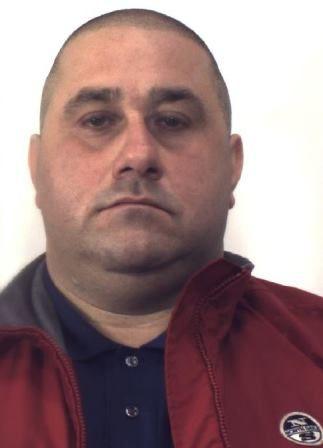 Domenico Tantillo(1972) reggente de la famille de Borgo Vecchio 2011-2015. arrested on 16 December 2015