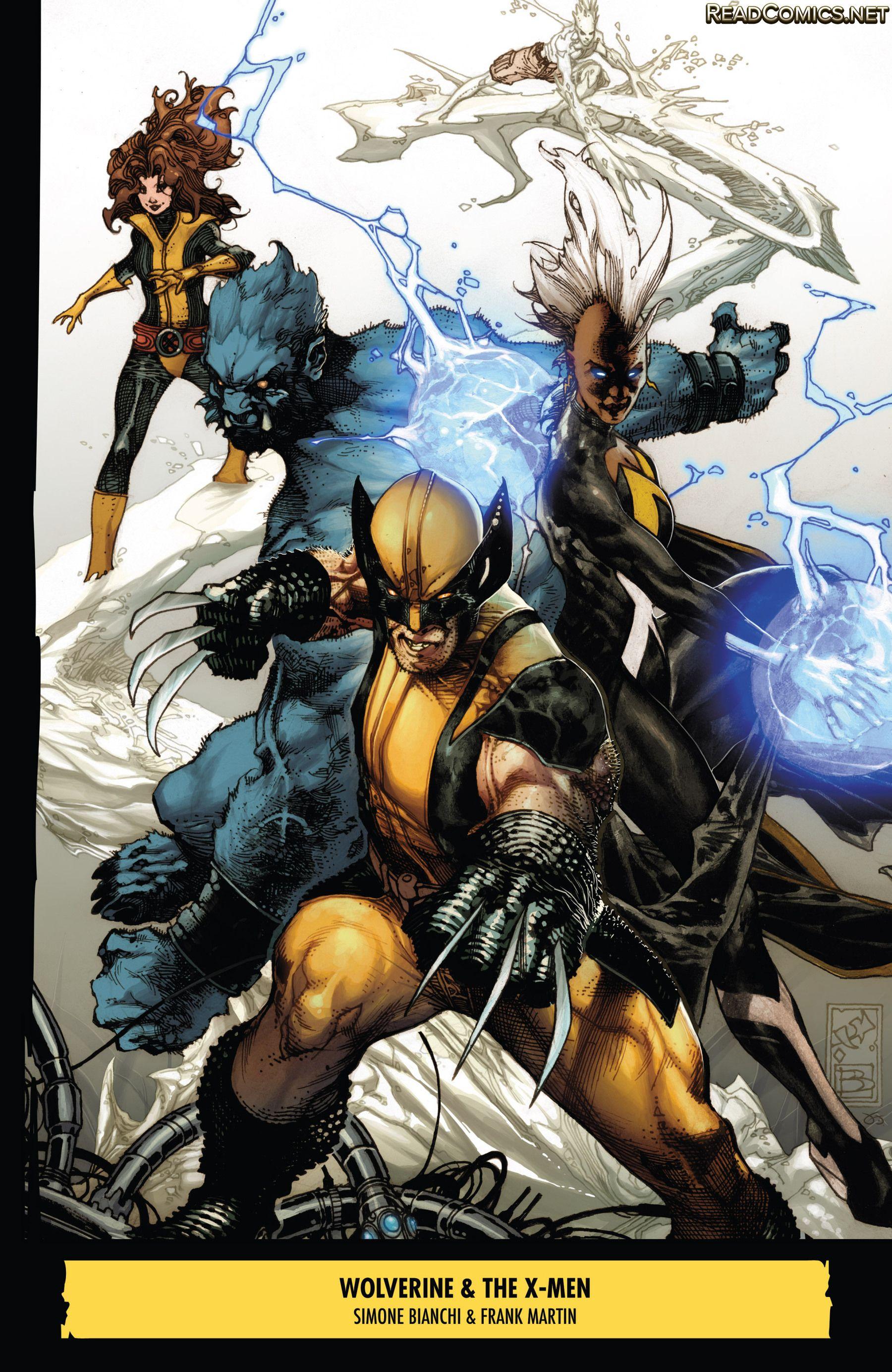 X Men Battle Of The Atom 1 Page 29 Hqs Marvel Desenhos Da Marvel Herois Marvel