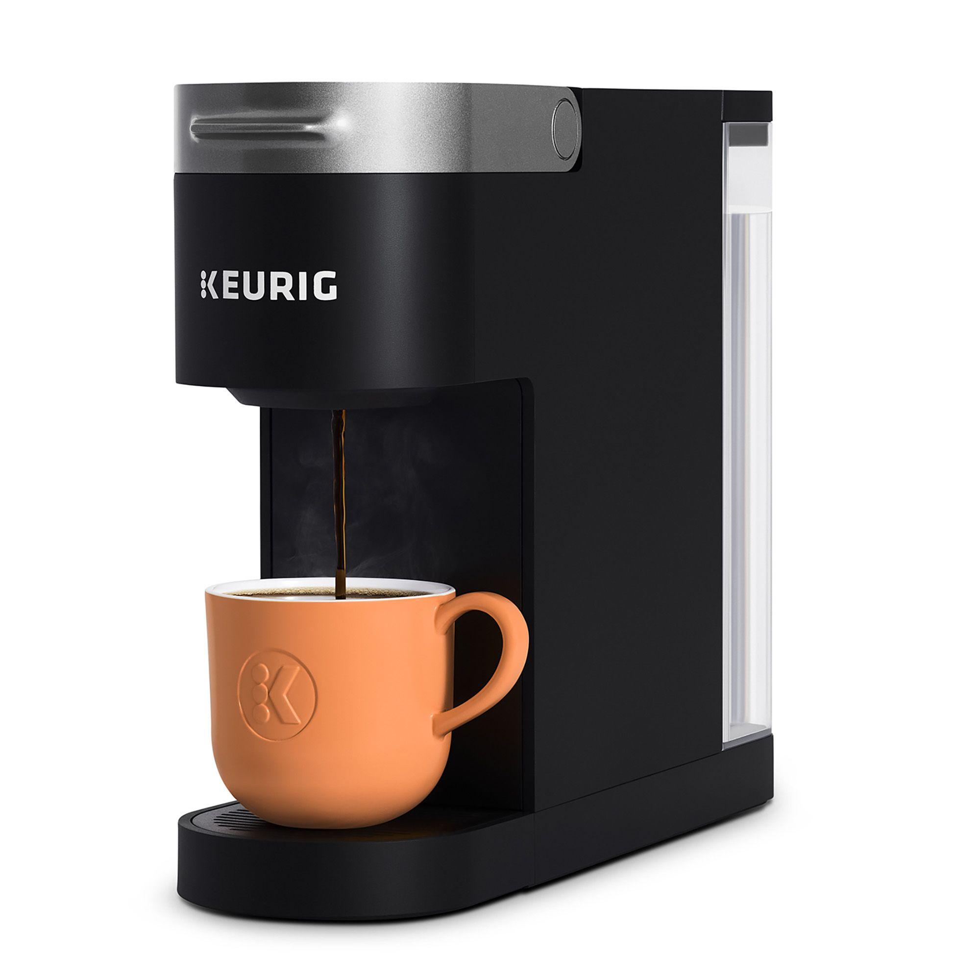 Keurig K-Slim Coffee Maker, Single Serve K-Cup Pod Coffee ...