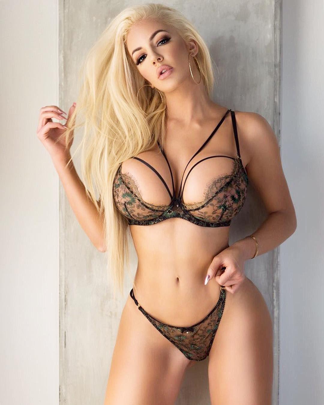 sexy sehr heißes Bild