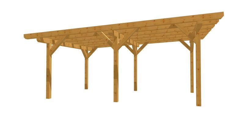 Carport Bauen Holz Bauplan De In 2020 Carport Bauen Carport Selber Bauen Carport