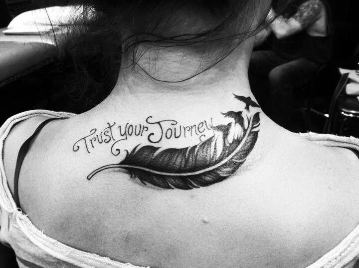 25 Amazing Trust Tattoos Back Tattoo Journey Tattoo Tattoos