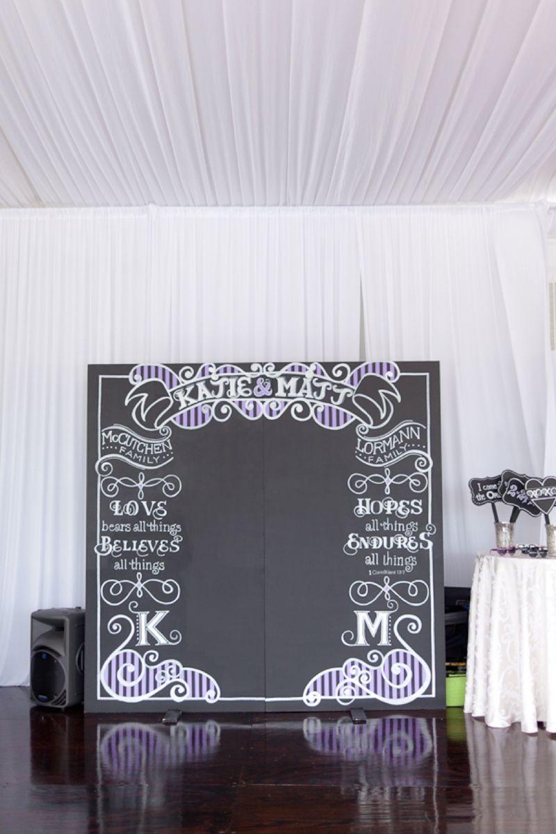 Lavender and White Sunday Brunch Florida Wedding | Weddings, Wedding ...