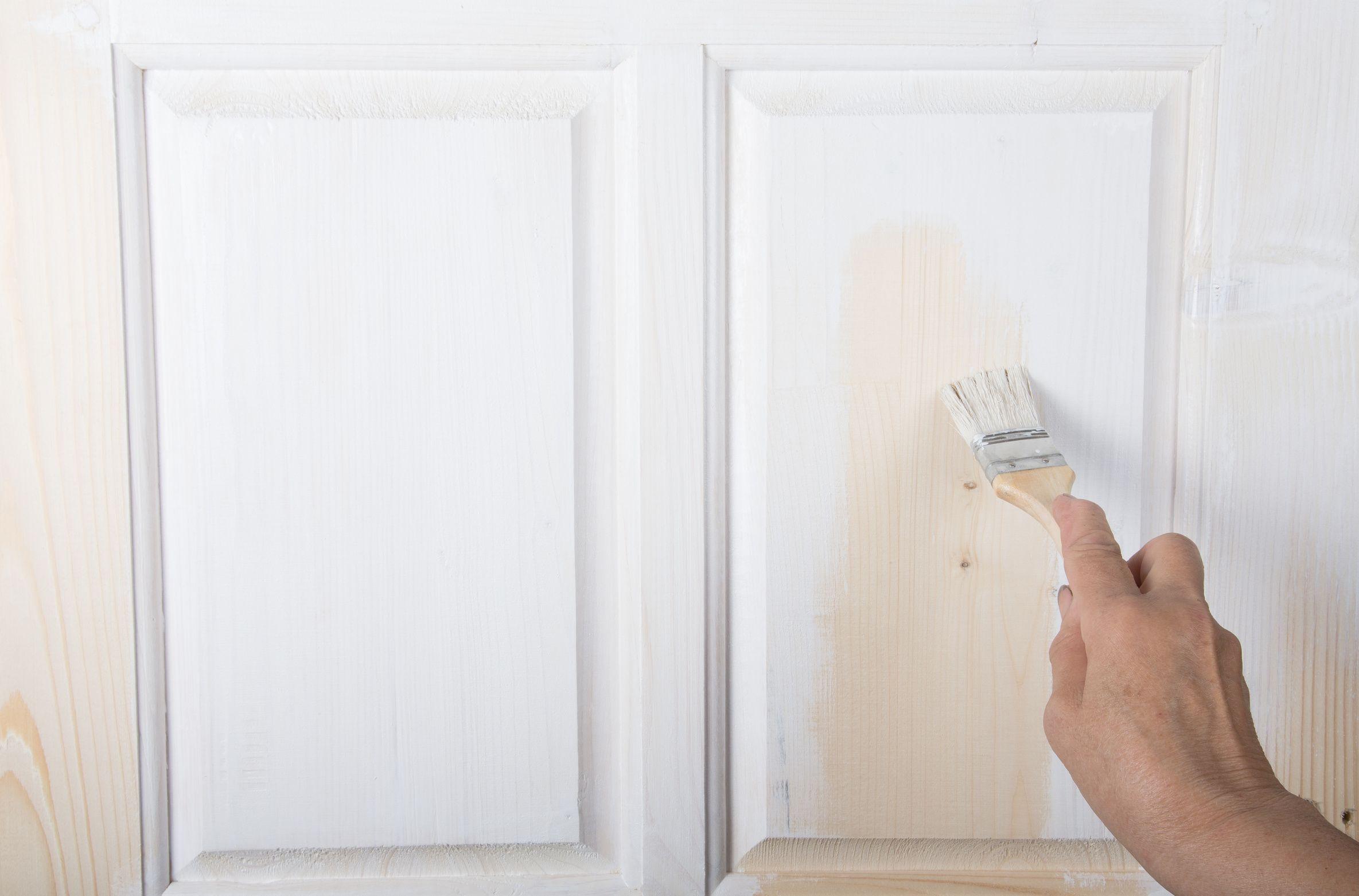 Comment repeindre des portes belisol magazine belisol pinterest portes comment - Repeindre une porte ...