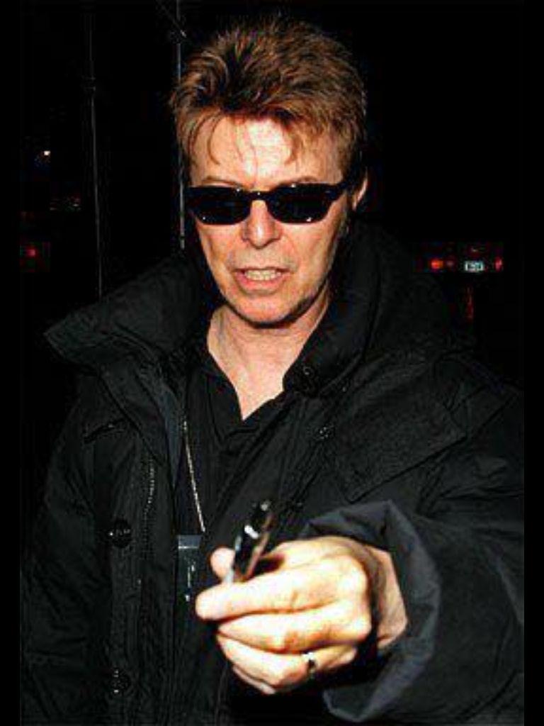 David David Bowie Starman