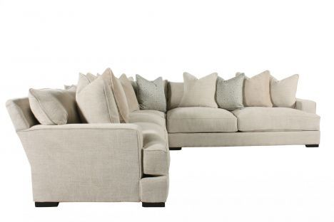 Very Large Sectional Deep And Comfortable Jlo 246 3pcsect