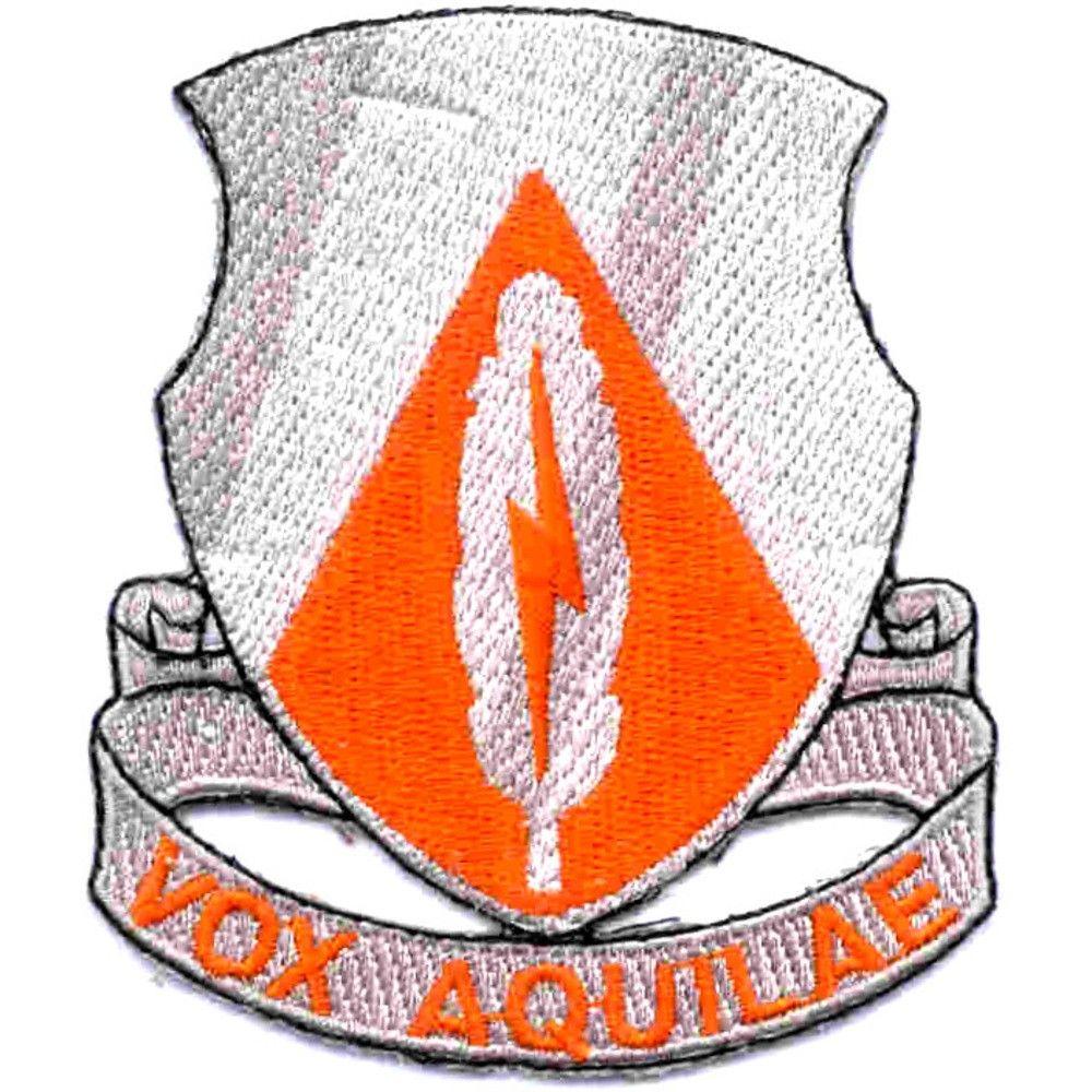 501st Airborne Signal Battalion Patch