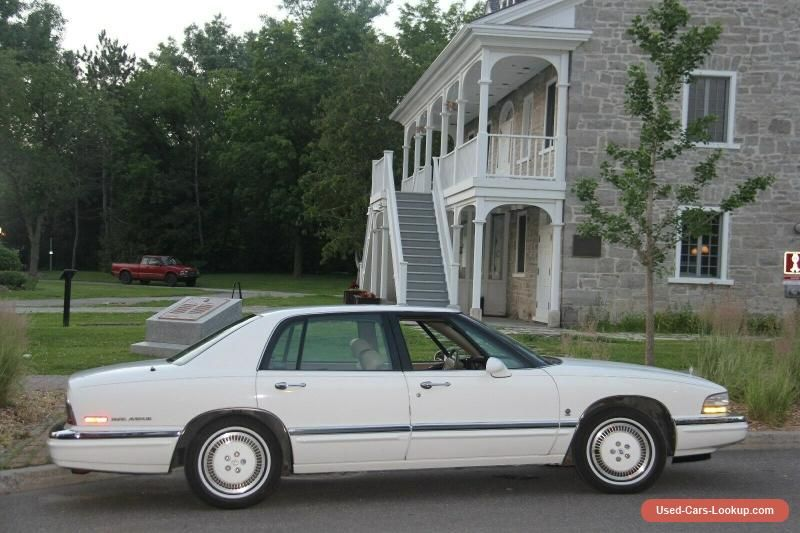 1987 Buick Park Avenue For Sale Buick Park Avenue Buick Buick