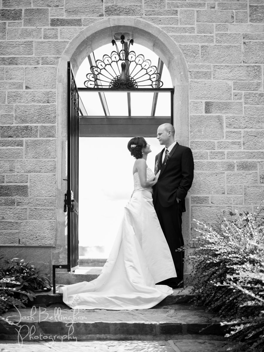 Black And White Wedding Photography Destination At Niagara Falls Parks Weddings Has The Most Beautiful Venues In World