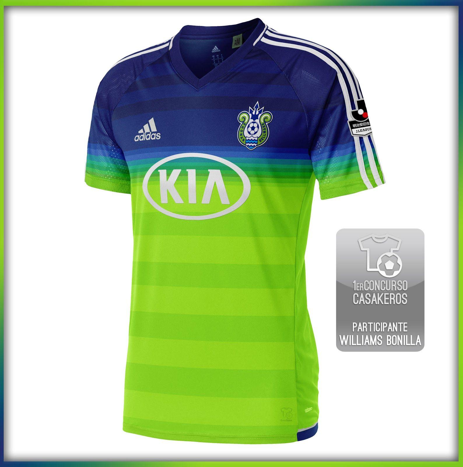 42dc79b78b63d Diseño de camisetas de fútbol real o fantasy    Creamos TEMPLATES de  camisetas de fútbol    Tutoriales    Mockups    Soccer Kit Templates
