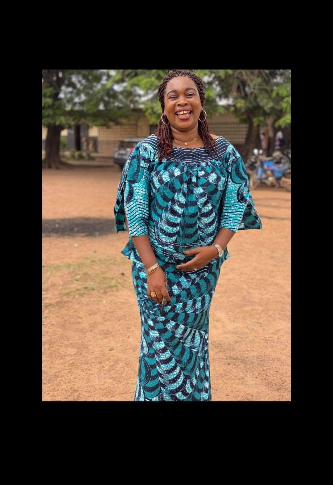 Pin by Towé Deniz on Tenue africaine   African design dresses ...