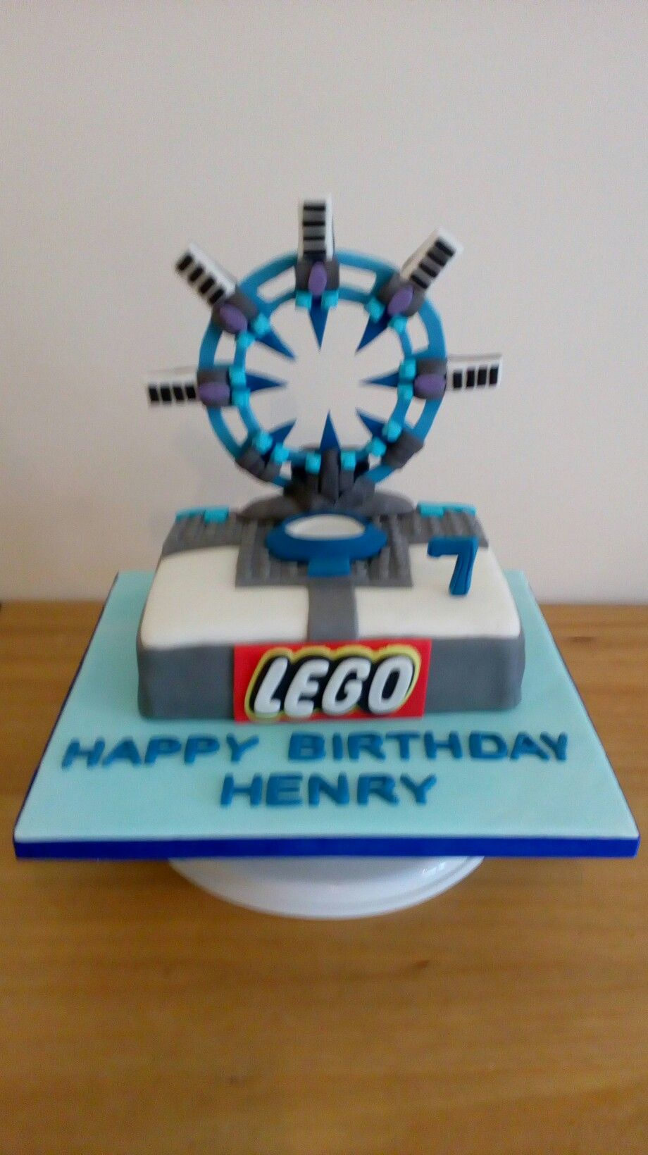 Lego Dimensions Cake For Henry With Images Lego Dimensions