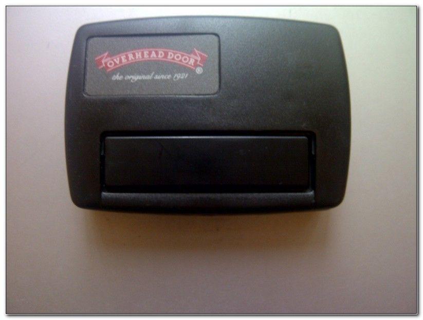Legacy Garage Door Opener Remote Garage Door Opener Remote