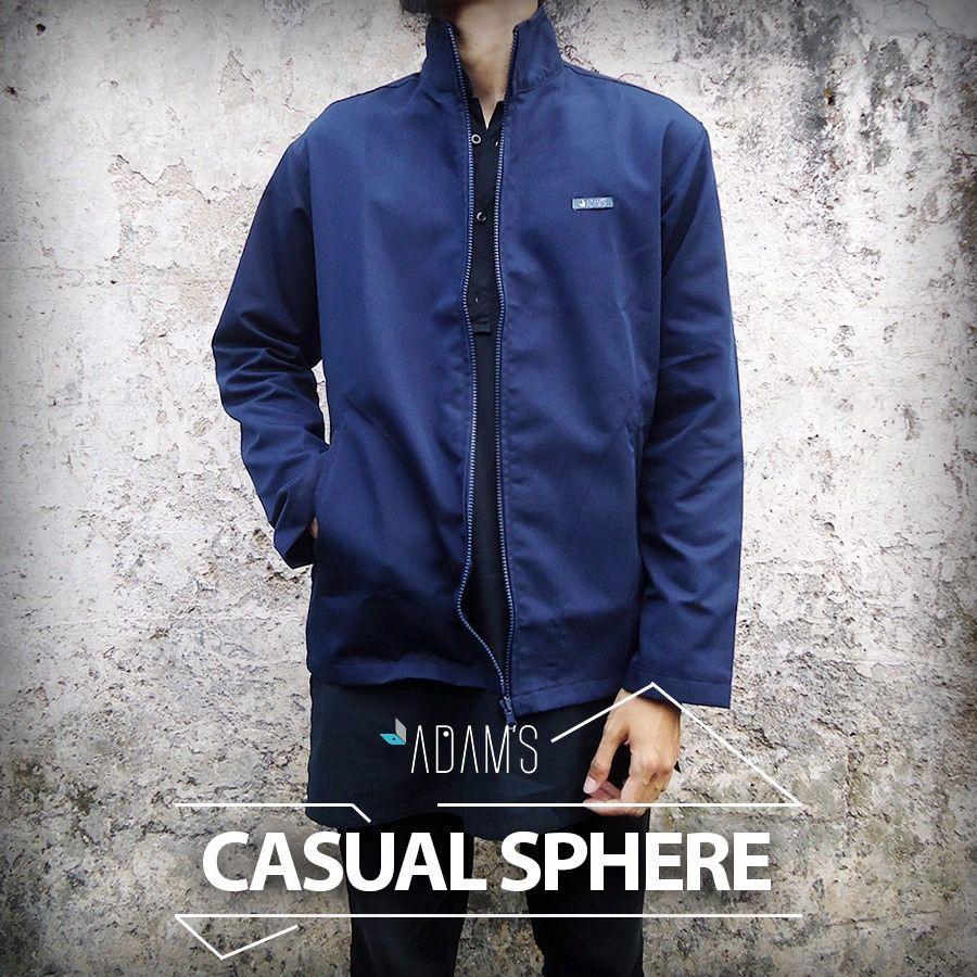 Model Baju Muslim Adams Casual Sphere – Koleksi Oktober 2015