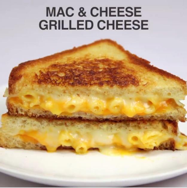 5 Grilled Cheese Recipes Grilled Cheese Recipes Cheese Recipes Food
