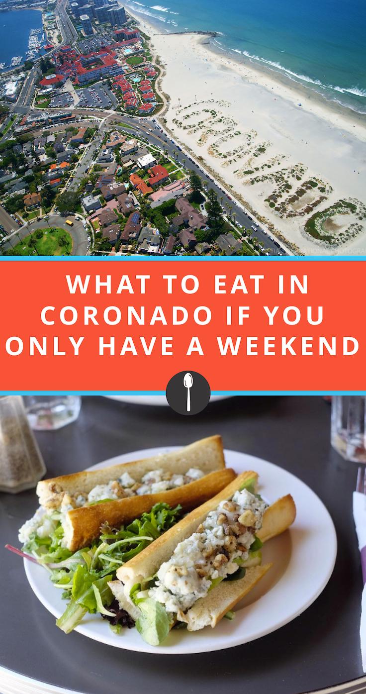 All The Must Try Restaurants In Coronado California