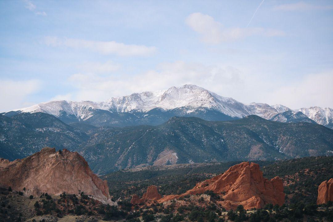 Colorado Adventures At Garden Of The Gods Resort And Winter Park