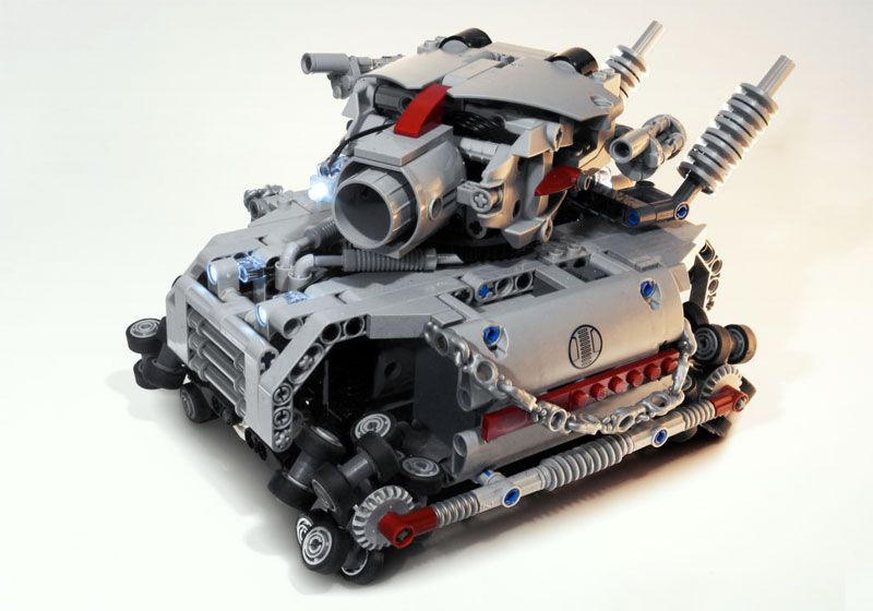 Lego Metal Slug | JustTease | Pinterest | Lego and Lego war