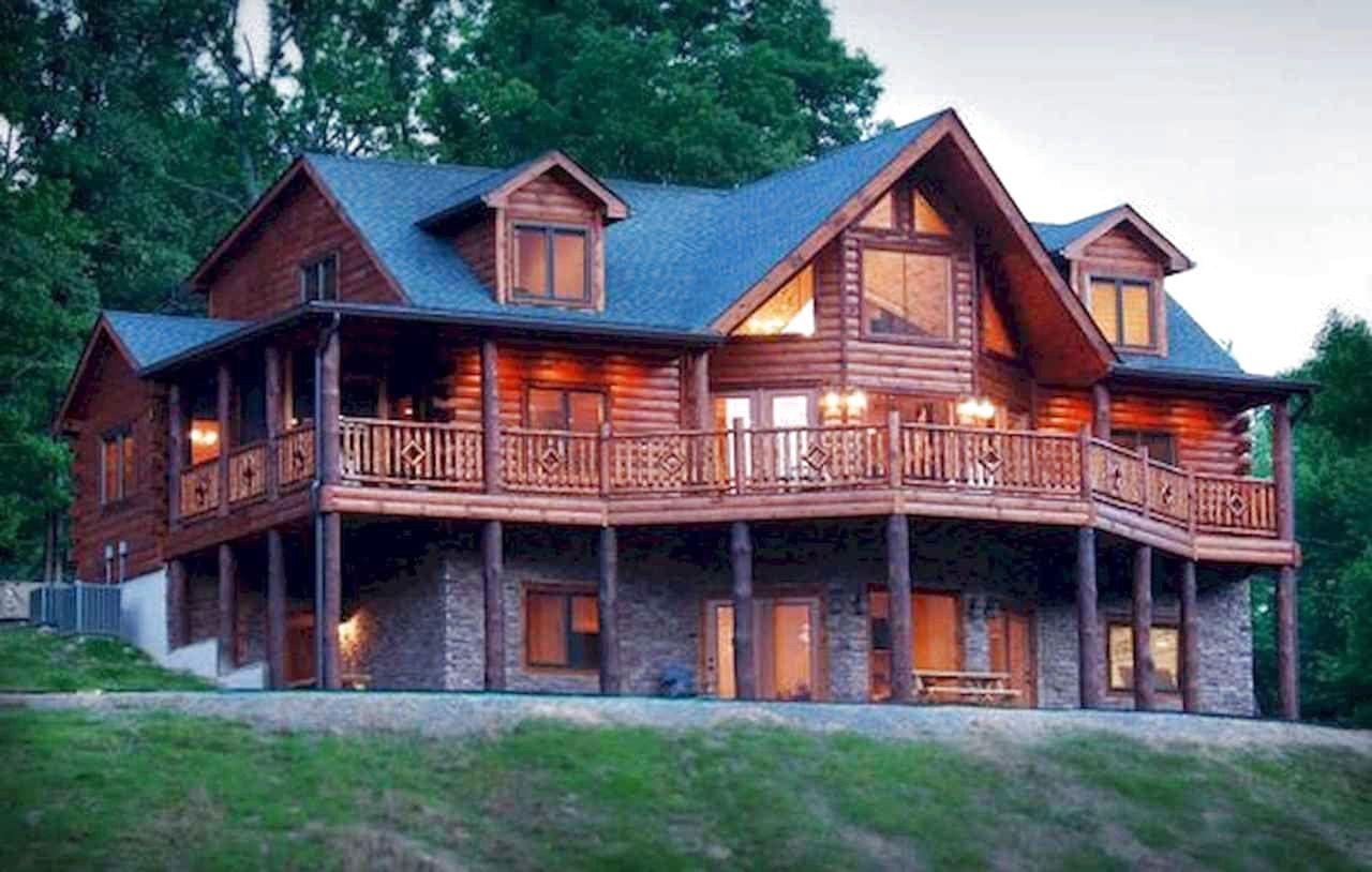 77 Favourite Log Cabin Homes Plans Design Ideas The Expert Beautiful Ideas Log Cabin Homes Log Homes Log Home Plans