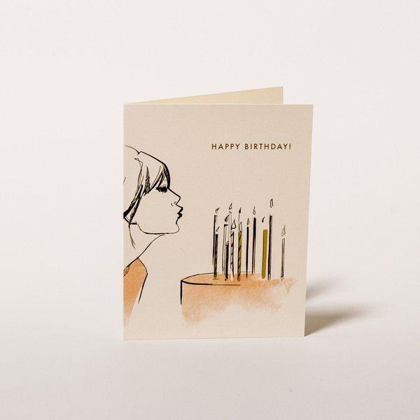 Geburtstagskarte | Kunst | Pinterest | Schrift