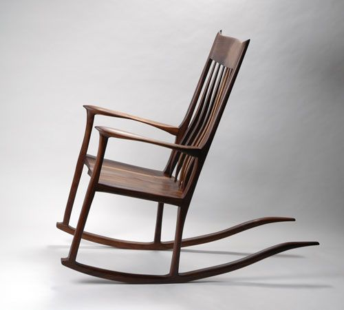 Cliff Spencer : Rocking Chair