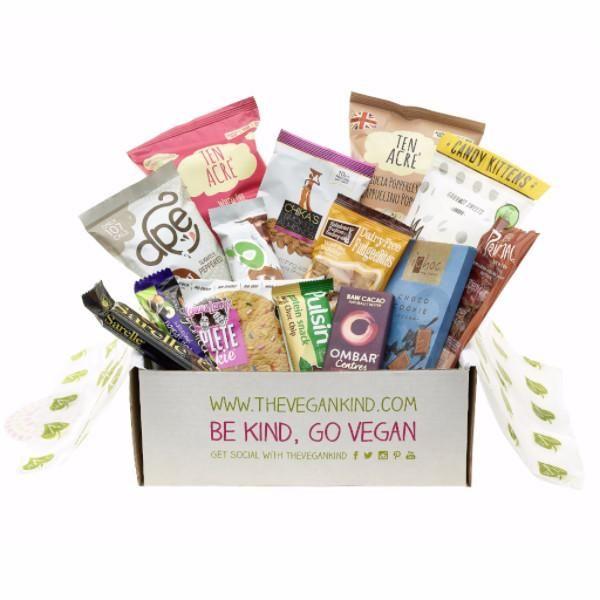 Vegan Snack Attack Gift Box Vegan Snacks Vegan Gifts Vegan