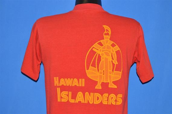 80s Hawaii Islanders Minor League Sunstrokes t-shirt Medium in 2019