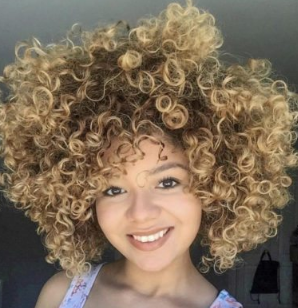 4b 4a 4c Curly Hair Type 3c 3b 3a Care Growth Products