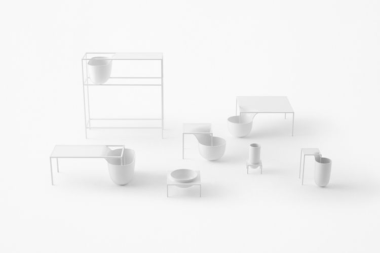 Nendo's Flow collection for Alias