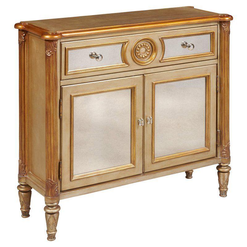 Pulaski Mirrored Savoy Hall Decorative Chest   P017048
