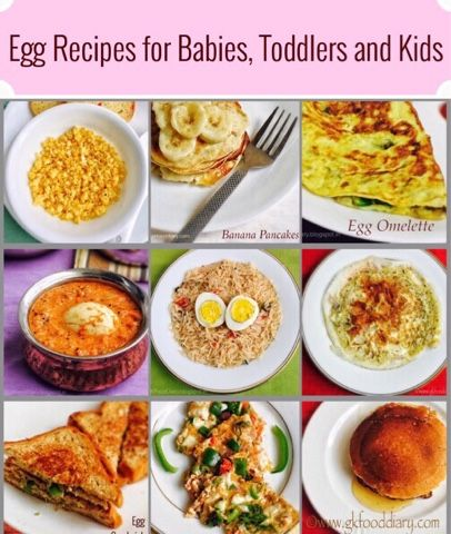 Egg recipes for babies toddlers and kids baby food recipes egg egg recipes for babies toddlers and kids gkfooddiary indian and baby food recipe forumfinder Images