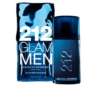 16fdbcde9 212 Glam Men by Carolina Herrera. | perfumes | Perfume carolina ...