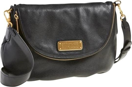 40495f19971c Marc by Marc Jacobs New Q-natasha Black Leather Cross Body Bag - Tradesy