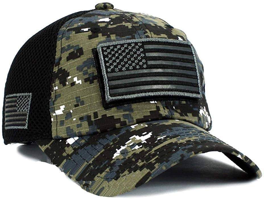 United States US Navy Military Camouflage Cap Official Licensed Product