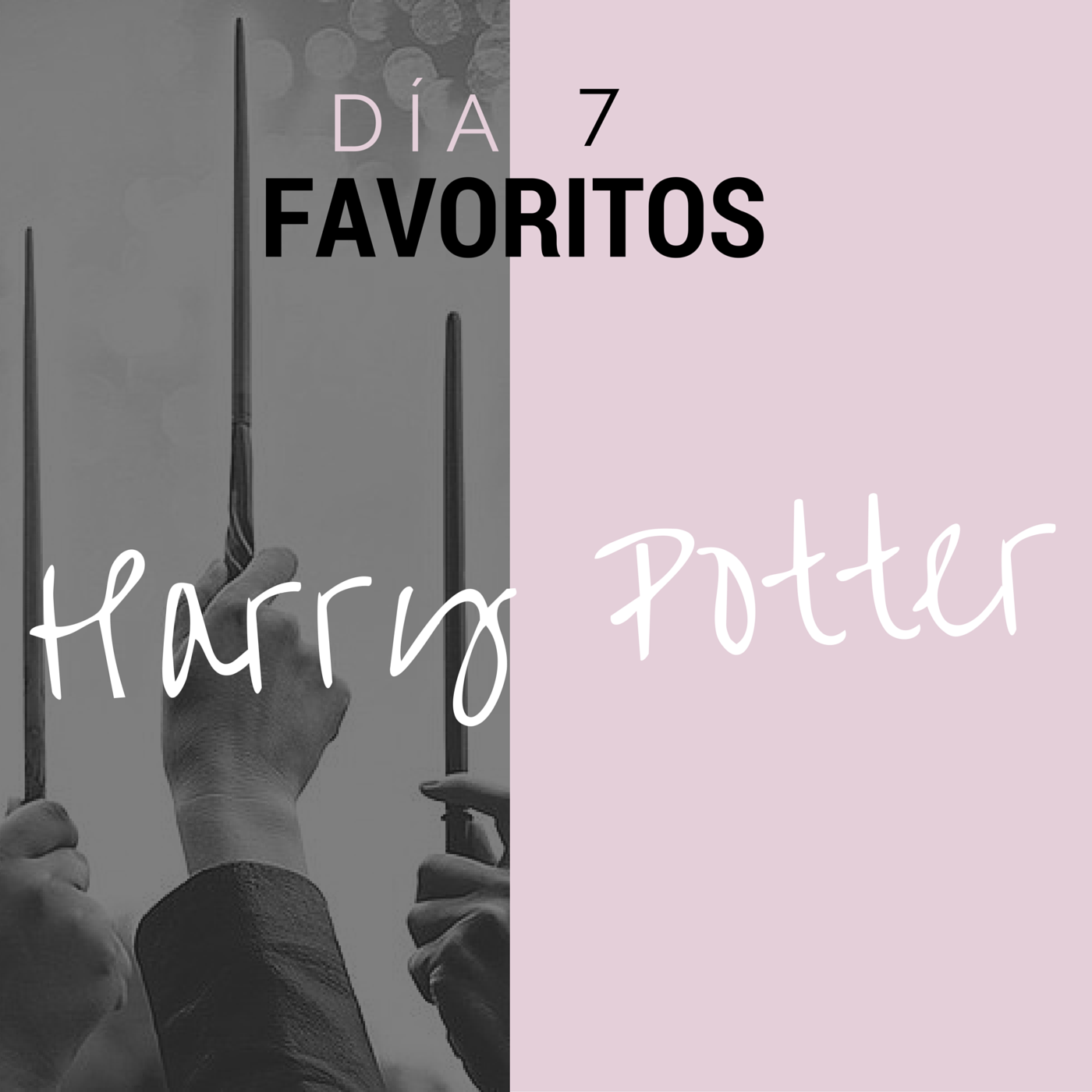 Miss Inspiration: Día 7: Favoritos Harry Potter