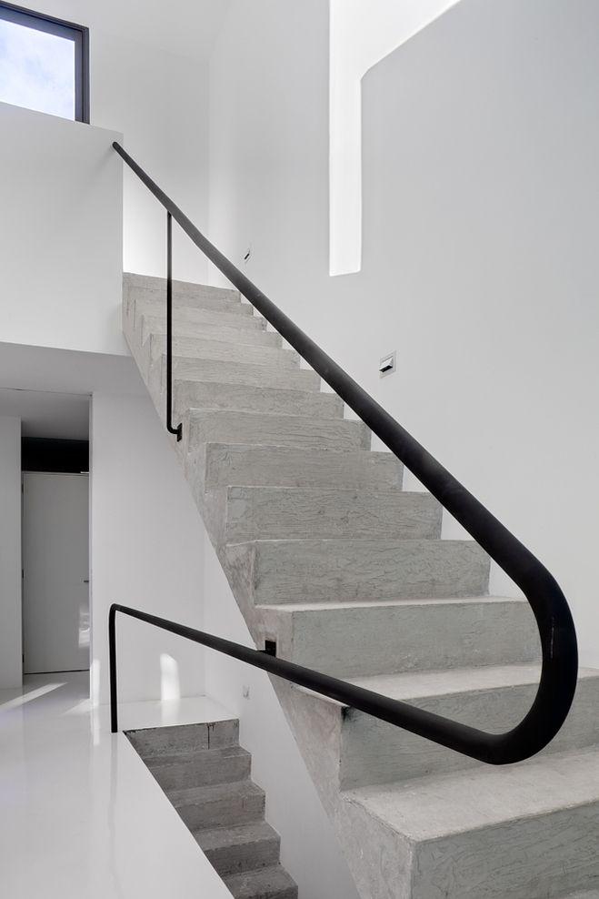 Pin de Michele Boccia en Stairs Pinterest Escalera, Galerías y - escaleras modernas