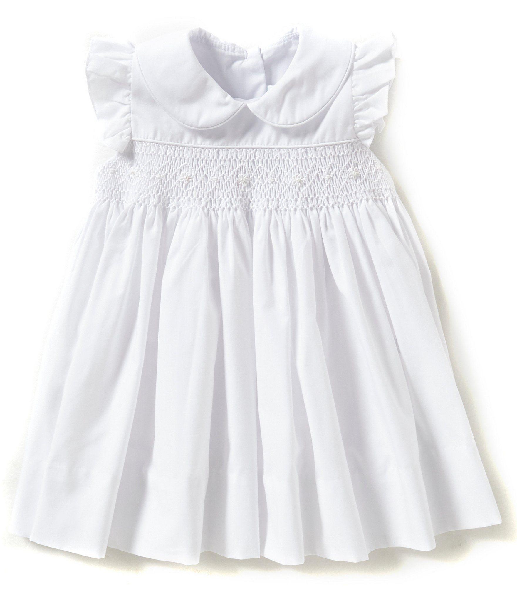 53e314b434 Shop for Edgehill Collection Baby Girls 3-9 Months Smocked Bishop Dress at  Dillards.com. Visit Dillards.com to find clothing