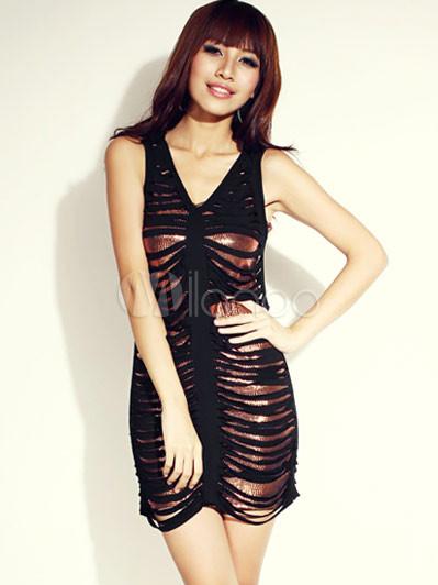 #Milanoo.com Ltd          #Club Dresses             #Gorgeous #Bronze #Snakeskin #Pattern #Cotton #Fishnet #Two-Piece #Club #Dress                          Gorgeous Bronze Snakeskin Pattern Cotton Fishnet Two-Piece Club Dress                                   http://www.snaproduct.com/product.aspx?PID=5685837