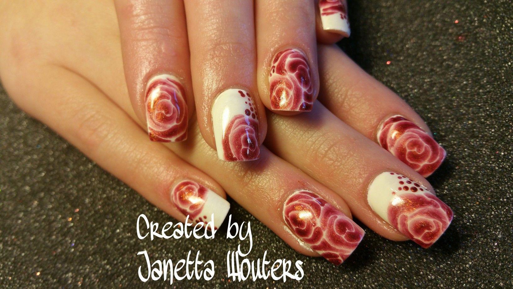 Cat Eye Design Korte Nagels Janetta Wouters Urban Nails