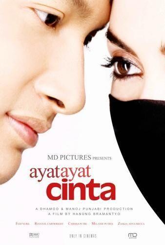 Ayat Ayat Cinta 2008 Film Romantis Cinta Novel