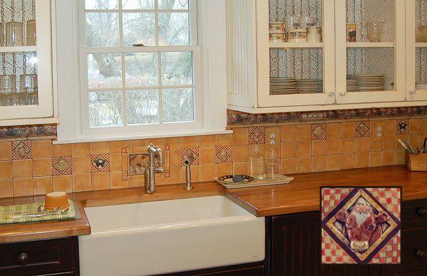 17 best images about kitchen tile backspash on pinterest