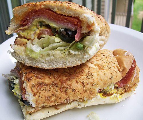 #subway #food #sandwich I LOVE SUBWAY :) healthy way to eat fresh!