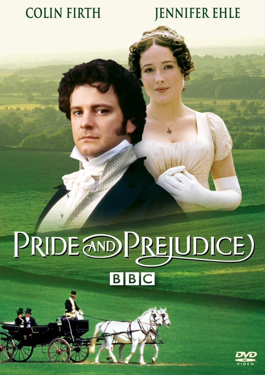 Director Simon Langton Reparto Colin Firth Jennifer Ehle David Bamber Género D Orgullo Y Prejuicio Orgullo Y Prejuicio Película Cine Y Literatura