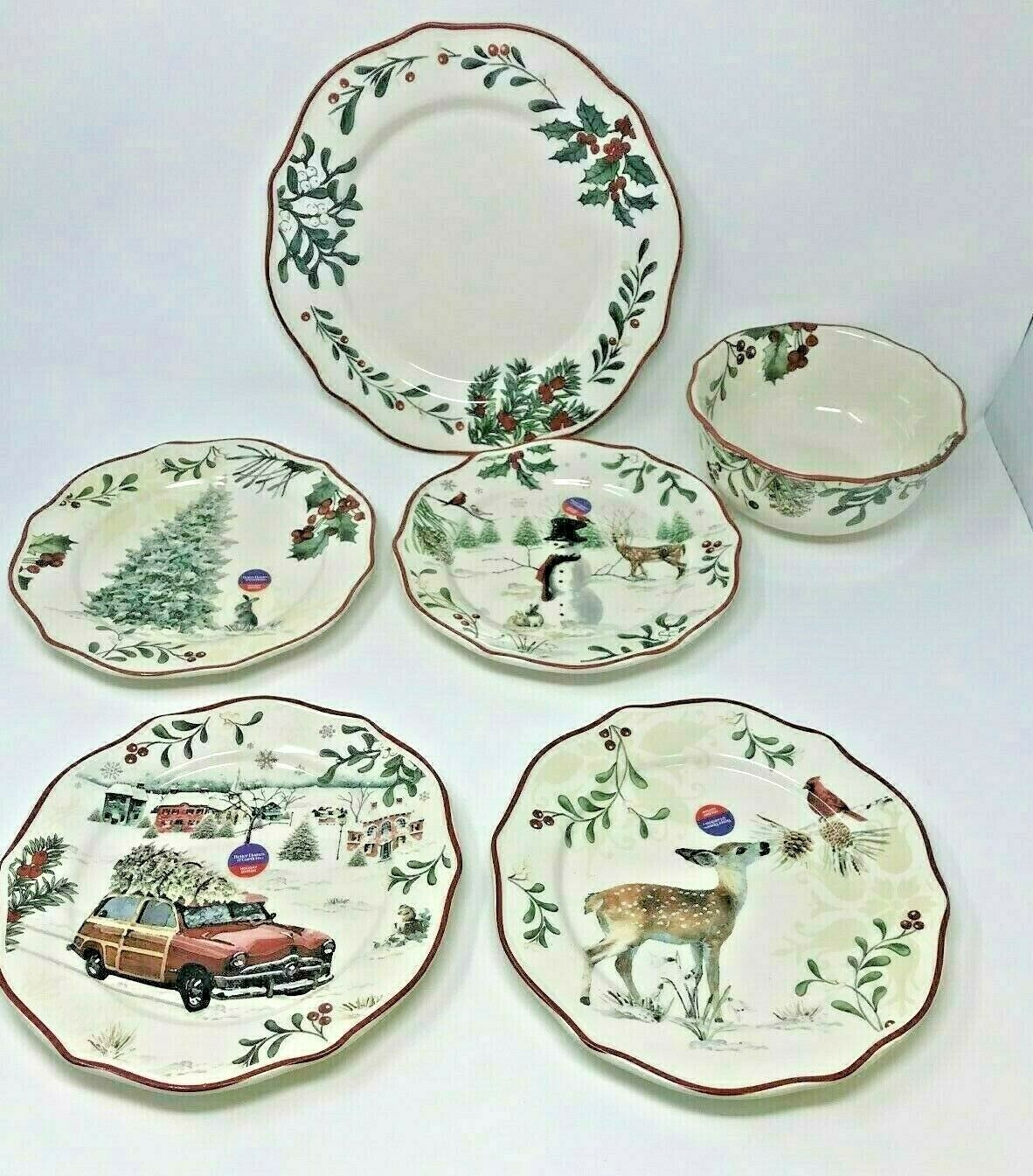 685e798154455bfc7dbed4a80dab853b - Better Homes And Gardens Heritage 12 Piece Dinnerware Set