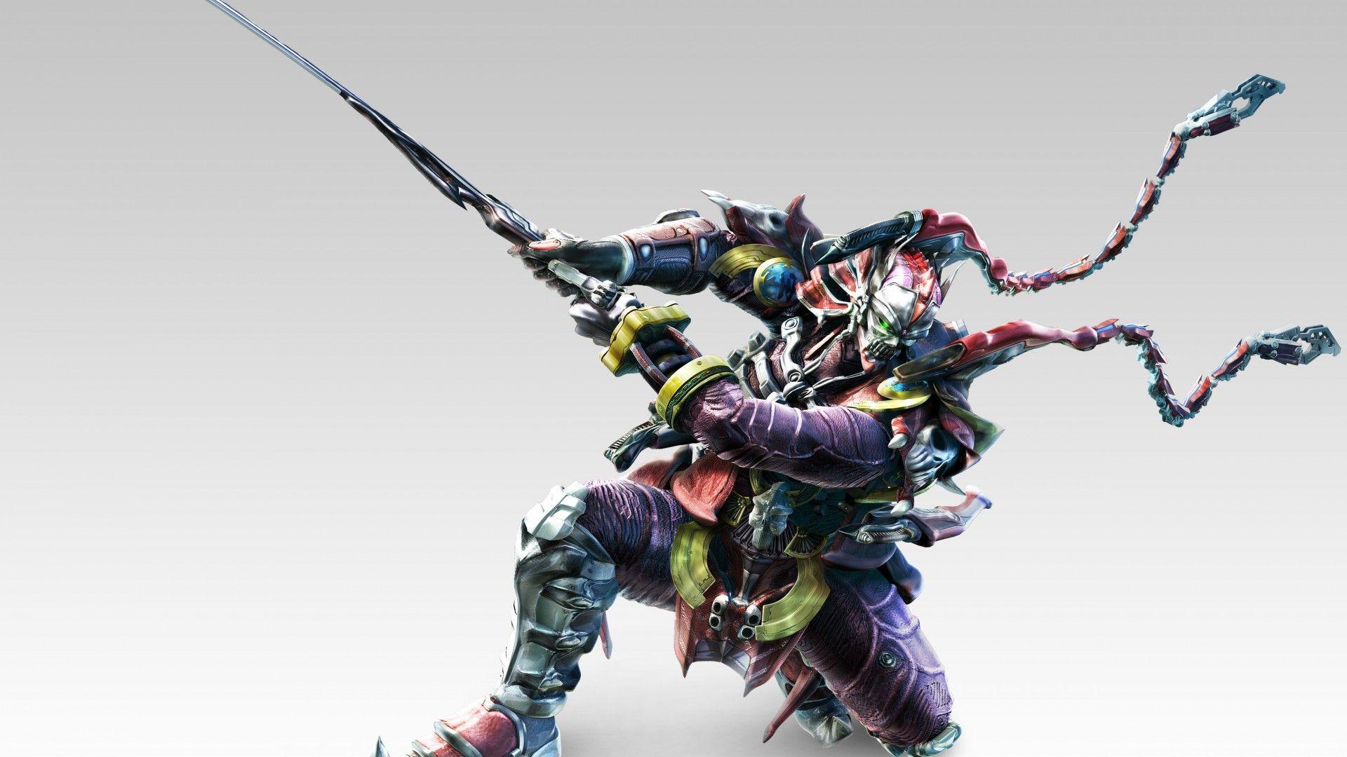 Yoshimitsu Tekken 7 Ps4 Full Hd Wallpaper Hd Wallpaper Hd